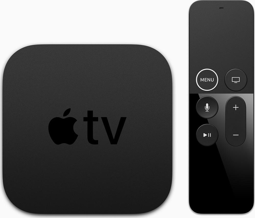 Apple TV 4K 32GB MQD22FD/A Πληρωμή έως 24 δόσεις