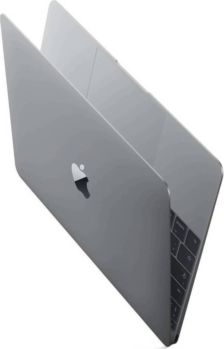 Apple MacBook MNYF2 12'' 1.2GHz M3/8GB/256GB Space Grey English Keyboard Με Αντάπτορα Πληρωμή έως 24 δόσεις
