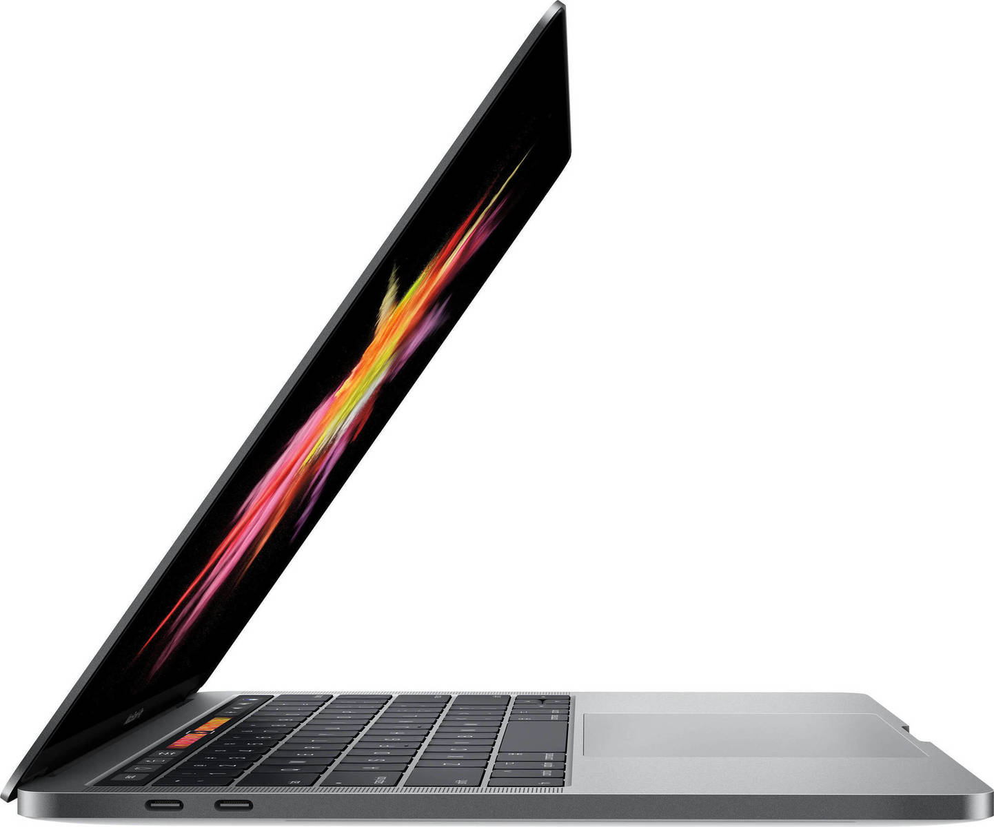 Apple MacBook Pro MPXX2 13.3'' 3.1GHz i5/8GB/256GB With Touch Bar 2017 Silver English Keyboard Με Αντάπτορα Πληρωμή έως 24 δόσεις
