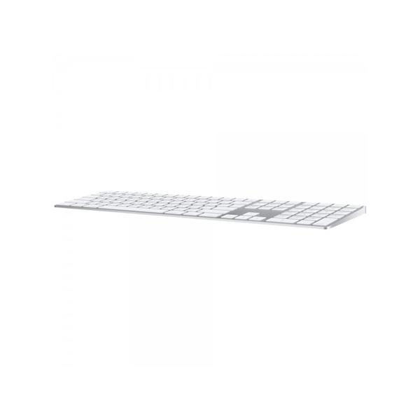 Apple Magic Keyboard with Numeric Keypad MQ052 White English Πληρωμή έως 12 δόσεις