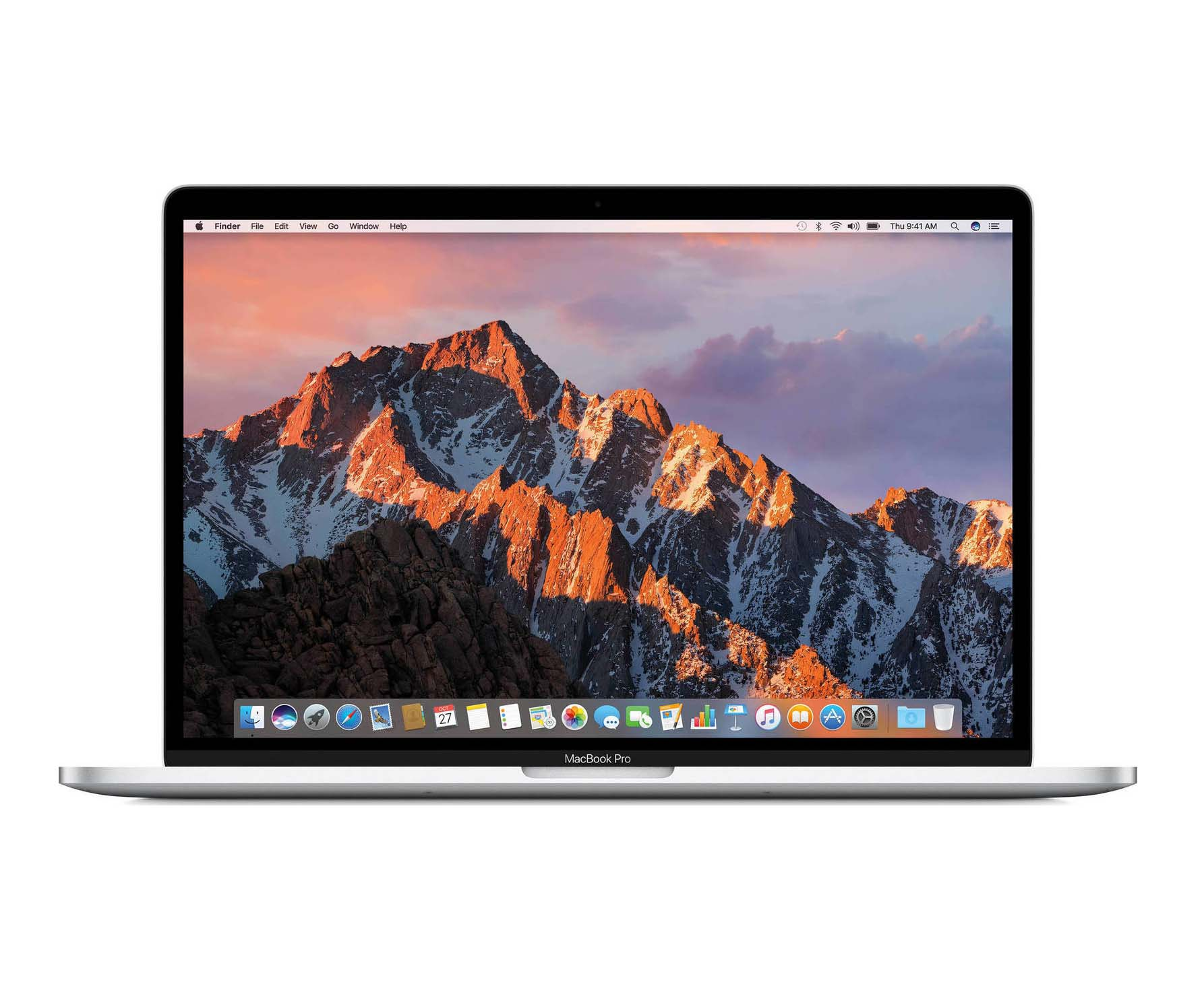 Apple MacBook Pro MPTV2 15.4'' 2.9GHz i7/16GB/512GB With Touch Bar Silver English Keyboard Με Αντάπτορα Πληρωμή έως 12 δόσεις