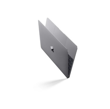 Apple MacBook MNYH2 12'' 1.2GHz M3/8GB/256GB Silver English Keyboard Με Αντάπτορα Πληρωμή έως 24 δόσεις