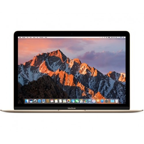 Apple MacBook MNYK2 12'' 1.2GHz M3/8GB/256GB Gold English Keyboard Με Αντάπτορα Πληρωμή έως 24 δόσεις