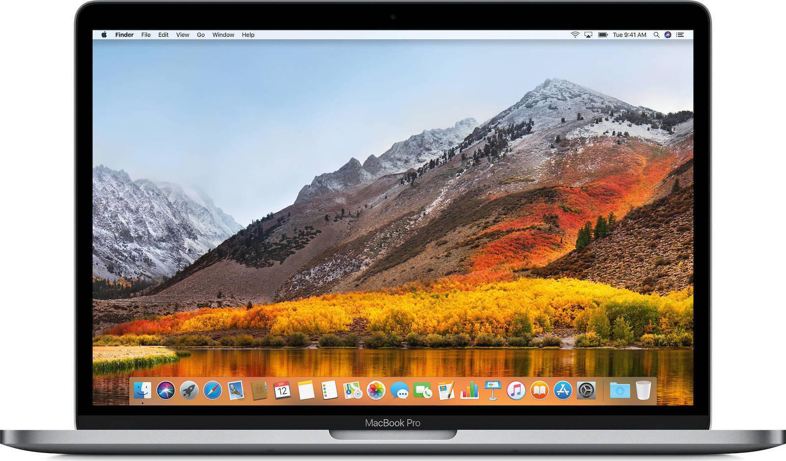 Apple MacBook Pro MR9R2 13.3'' 2.3GHz i5/8GB/512GB With Touch Bar 2018 Space Grey English Keyboard Με Αντάπτορα Πληρωμή έως 24 δόσεις