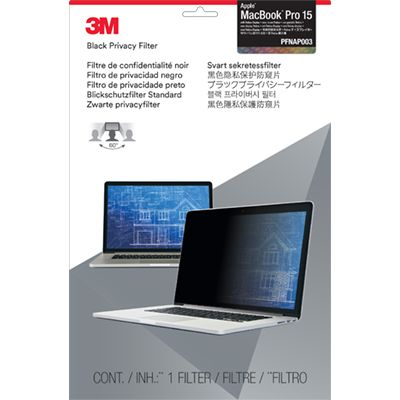 3M Privacy Filter for Apple Macbook Pro 15 Retina Display