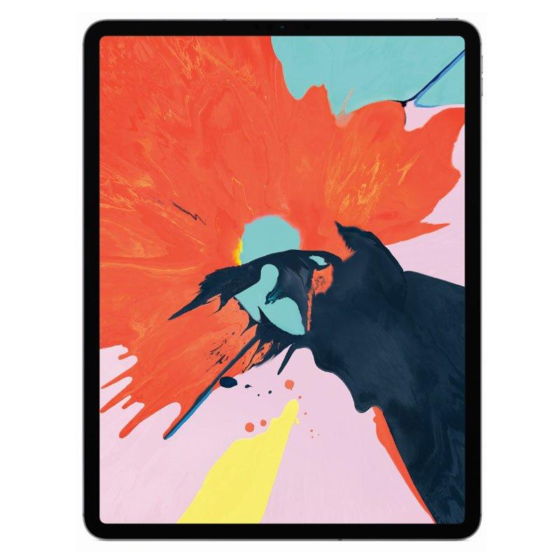 Apple iPad Pro 12.9'' 2018 WiFi 64GB Space Grey Με Αντάπτορα Πληρωμή έως 24 δόσεις