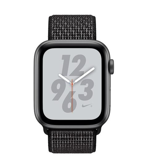 Apple Watch Series 4 Nike+ 44mm Cellular Aluminium Space Grey Sport Loop MTXL2 Πληρωμή έως 24 δόσεις