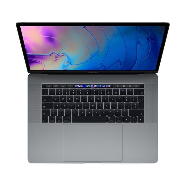 Apple MacBook Pro MV912 15.4'' 2.3GHz i9/16GB/512GB/Radeon Pro 560X With Touch Bar 2019 Space Grey English Keyboard Με Αντάπτορα Πληρωμή έως 24 δόσεις