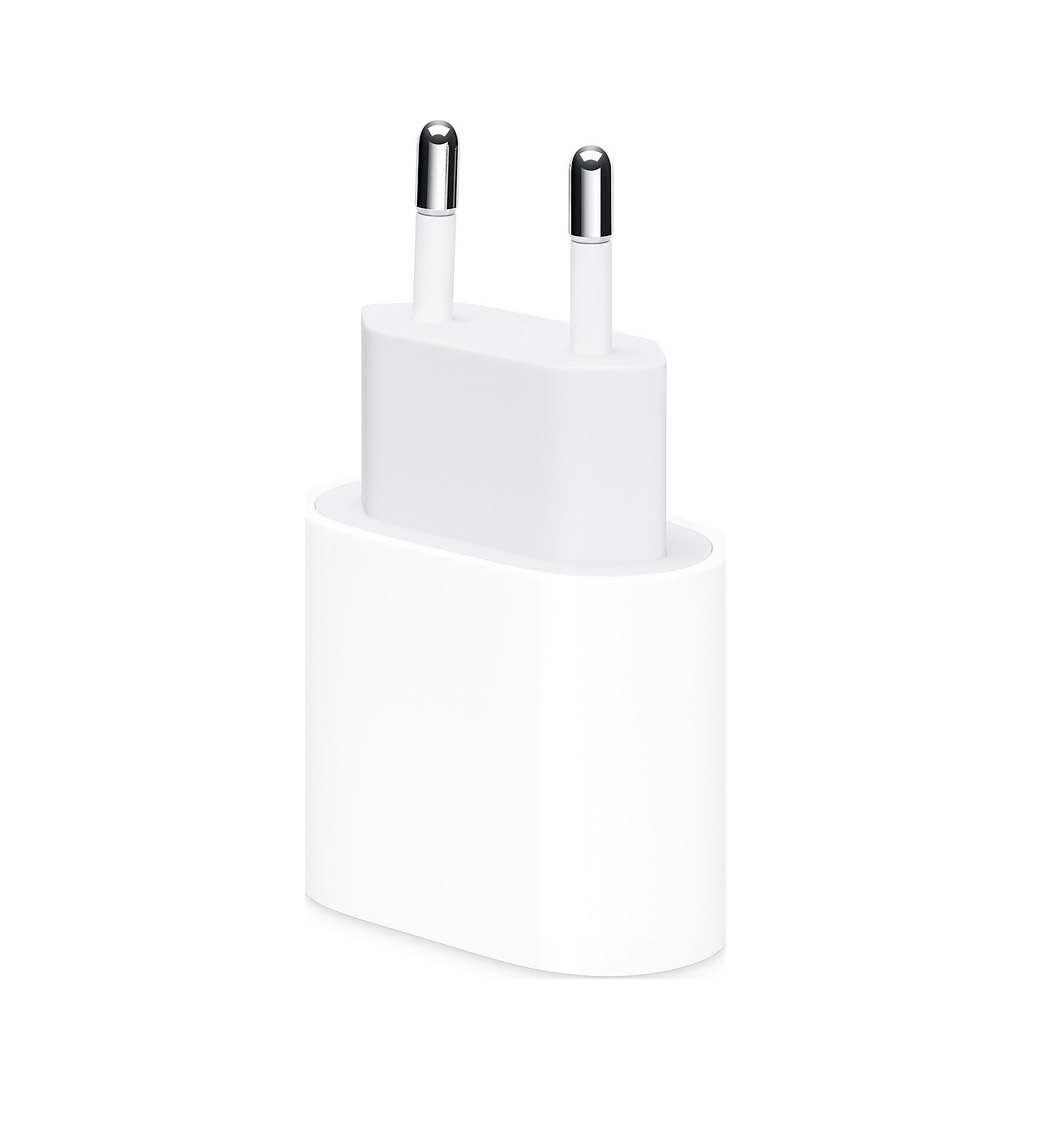 Φορτιστής Apple 18W USB-C Power Adapter MU7V2ZM/A White Blister