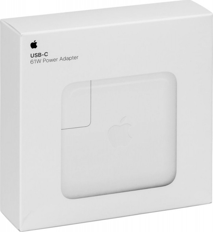 Apple USB-C AC Adapter 61W MNF72ZM/A Retail
