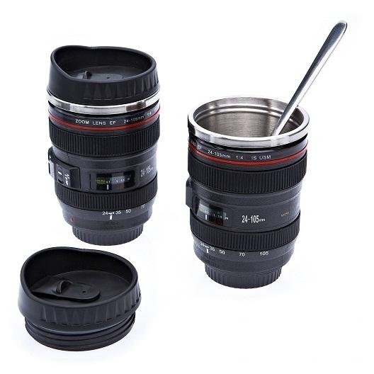 Κούπα Θερμός Φωτογραφικός Φακός Caniam EF 24-105mm