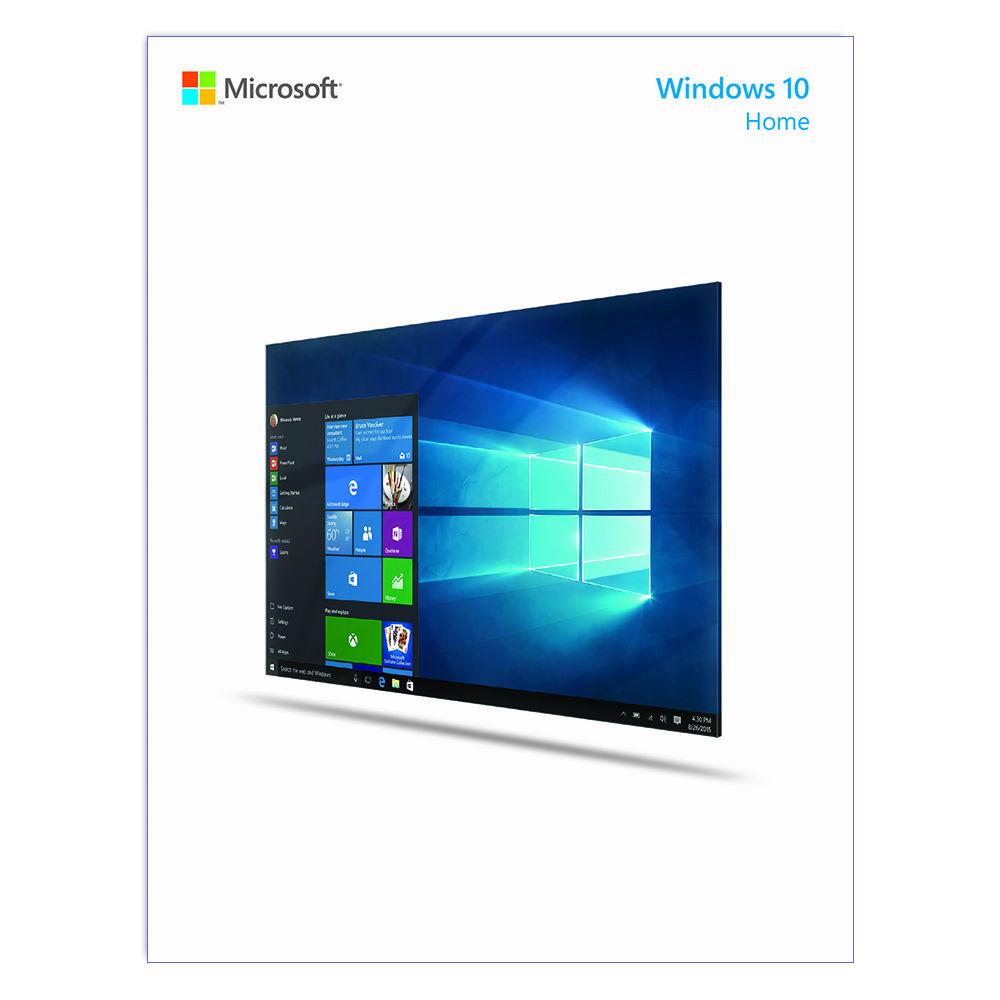 Windows 10 Home Κλειδί ενεργοποίησης English 32 / 64bit 1 PC OEM
