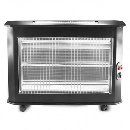 Ηλεκτρική Θερμάστρα 2800W KUMTEL KS2710 Μαύρη