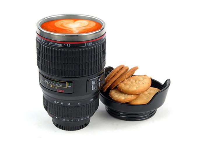 Κούπα Θερμός Φωτογραφικός Φακός Cammug EF 24-105mm