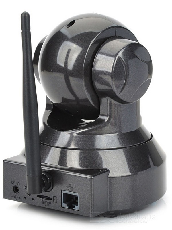 Vstarcam C7837WIP: IP Κάμερα Ασφαλείας HD 720p Μαύρη