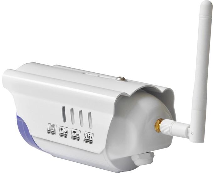 Starcam C7815WIP: Ασύρματη, Έγχρωμη IP Κάμερα HD 720p