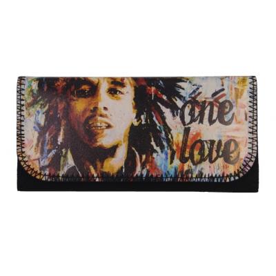 Θήκη Καπνού Bob Marley - Παίρνει τον Καπνό με το Σακουλάκι