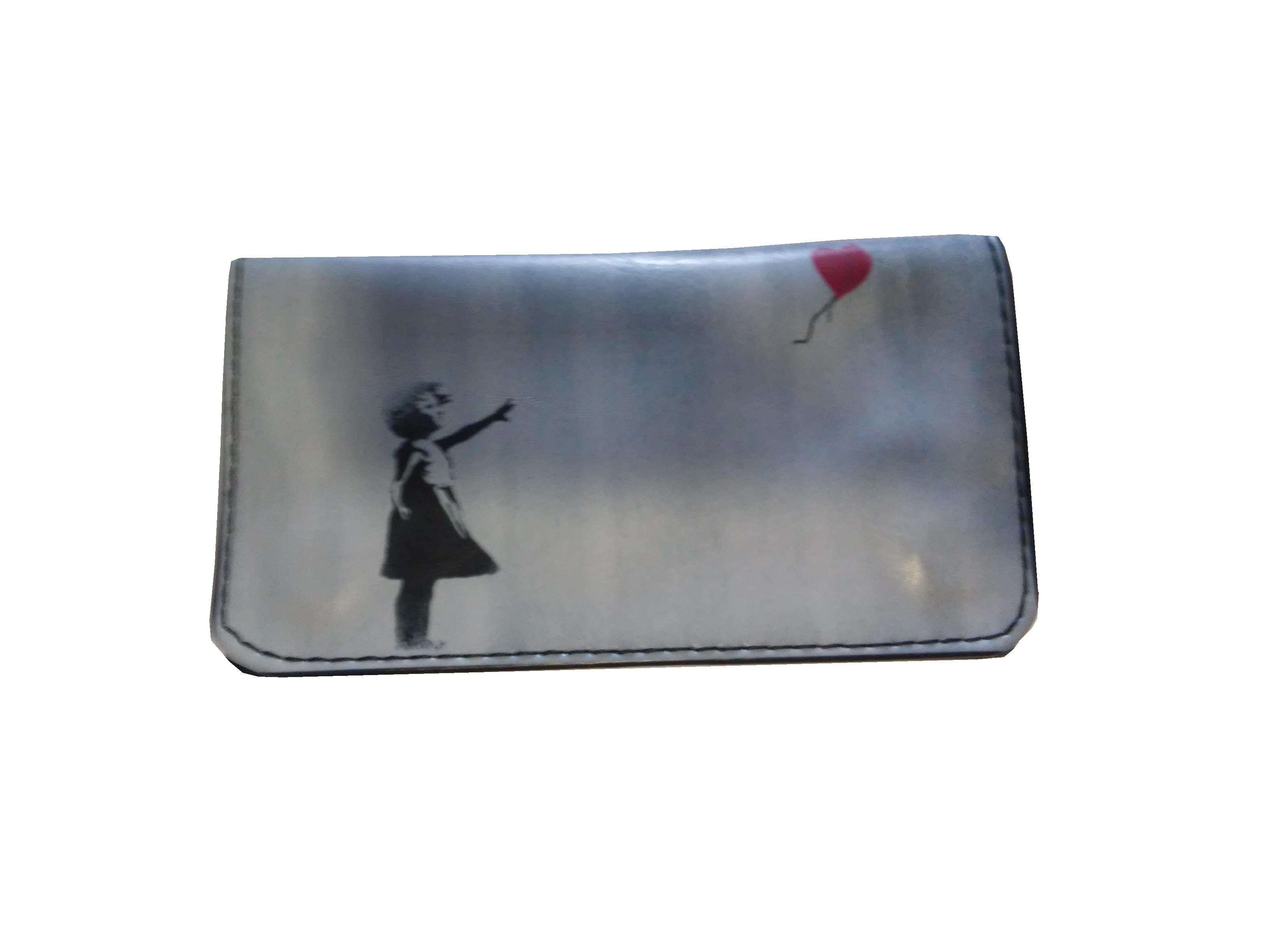 Καπνοθήκη Girl With Balloon