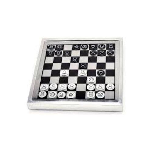 Παιχνίδι Σκάκι Μαγνητικό Inox Chess OEM 1346