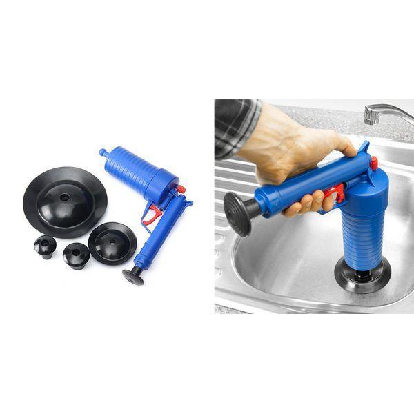 Συσκευή Απόφραξης Υψηλής Πίεσης- Drain Blaster