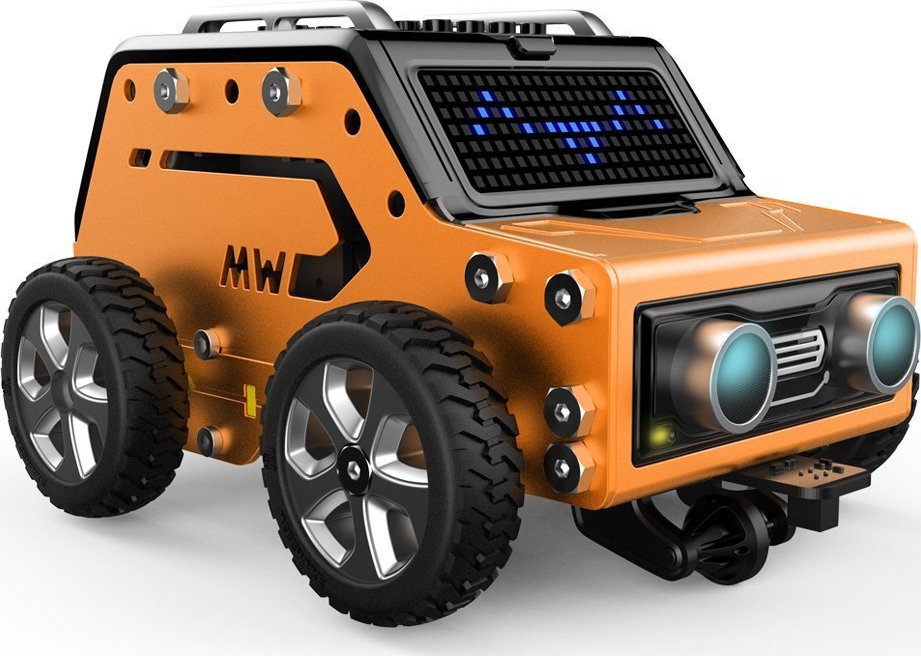 WeeeMake  - WeeeMake - Κιτ ρομποτικής WeeeBot Mini STEM