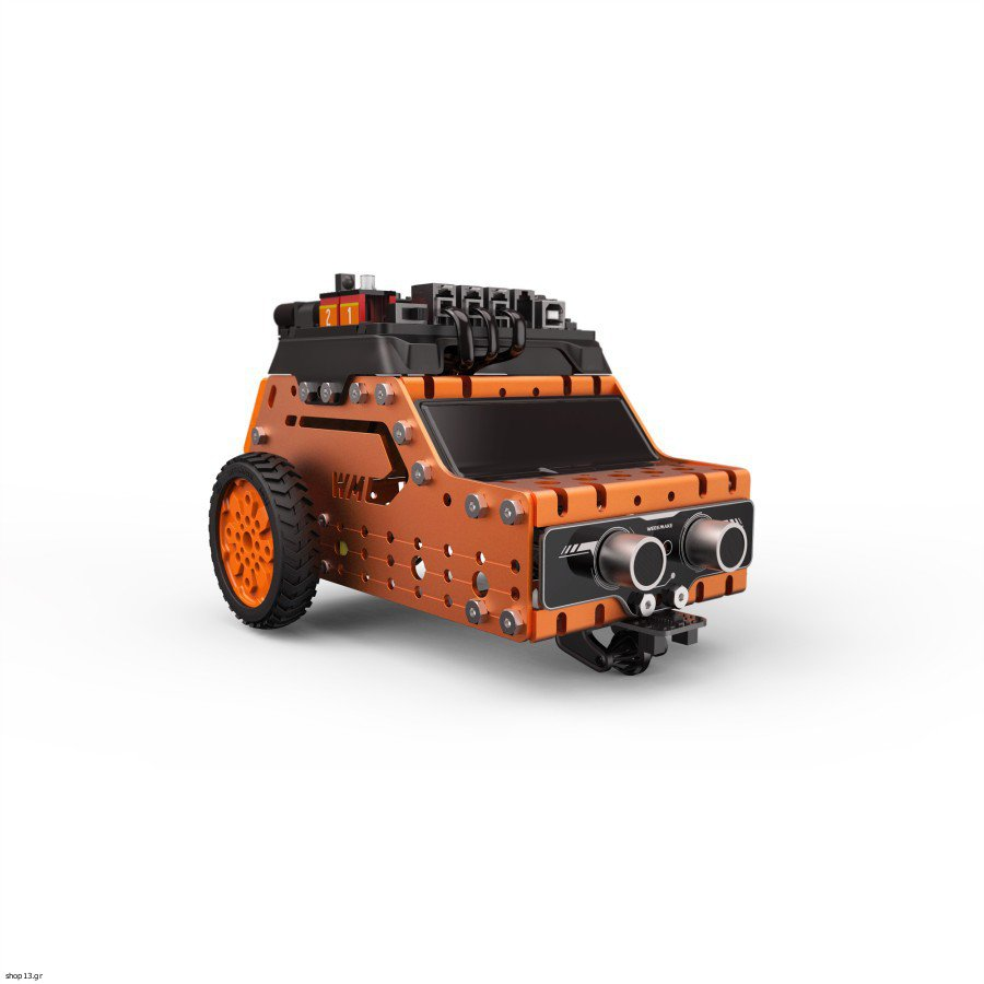 WeeeMake - WeeeMake - Κιτ ρομποτικής WeeeBot 3-σε-1 STEM