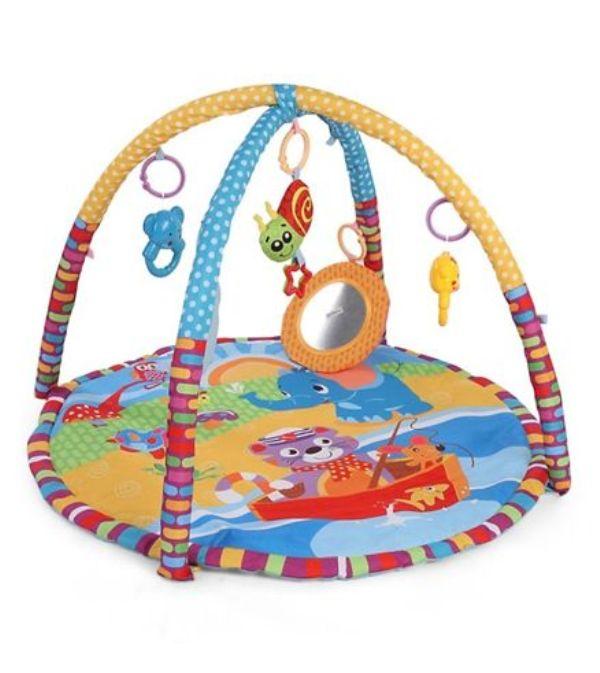 Γυμναστήριο μωρού με κουδουνίστρες και καθρέφτη OEM CC8642