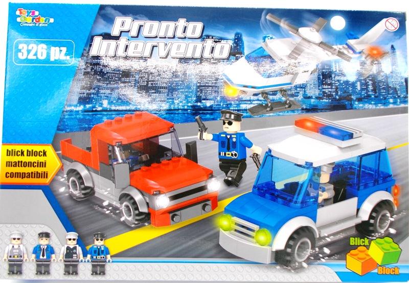 Κατασκευές οχήματα έκτακτης ανάγκης Pronto intervento 326 τεμάχια