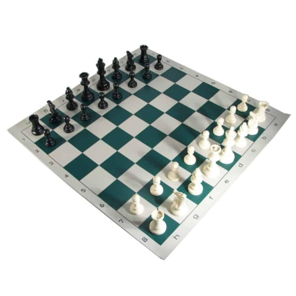Αναδιπλούμενο Σετ Σκακιού 50 x 50 cm