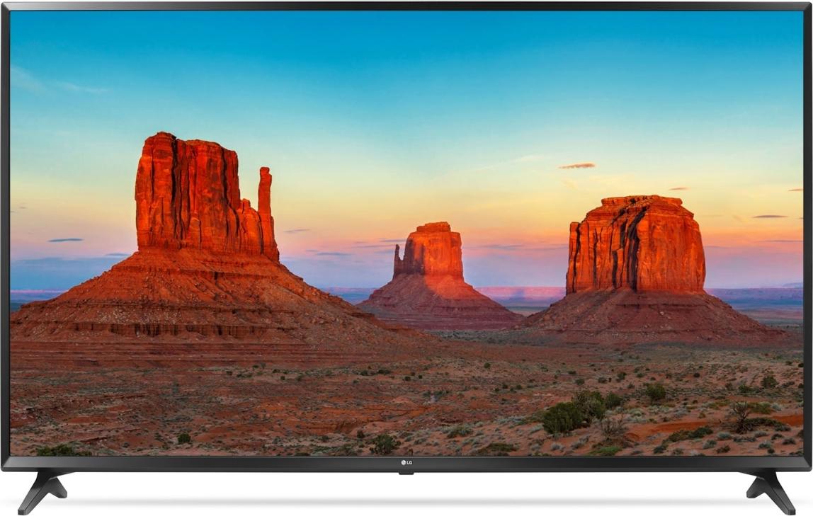 LG 55UK6100 55'' 4K UHD Smart Τηλεόραση Πληρωμή έως 24 δόσεις