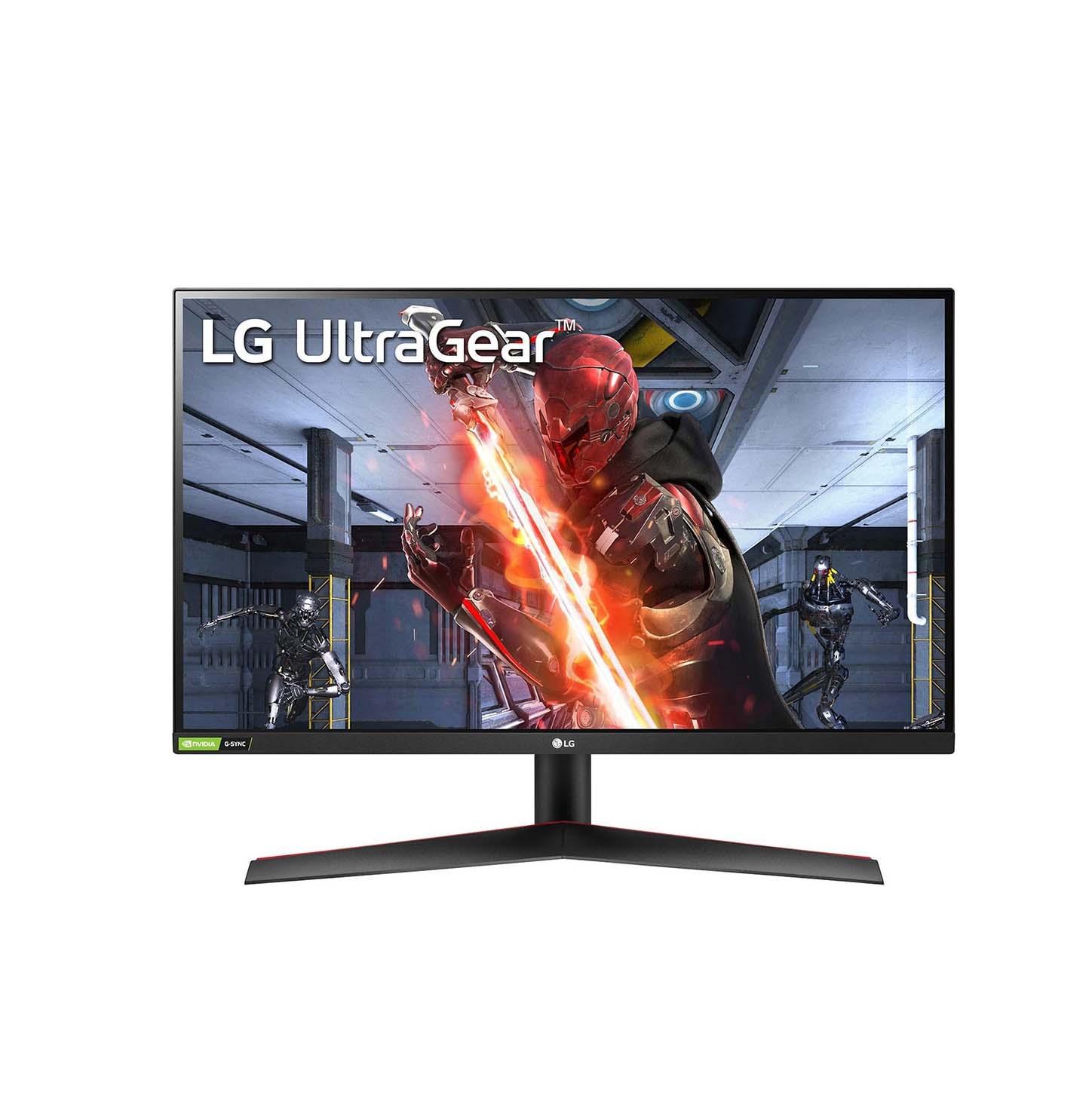 """LG 27GN600-B 27"""" FHD Gaming Οθόνη Πληρωμή έως 24 δόσεις"""