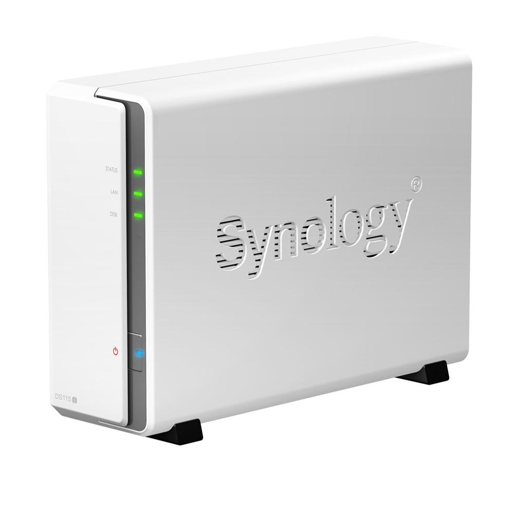 Synology DiskStation DS115j NAS Server Πληρωμή έως 12 δόσεις