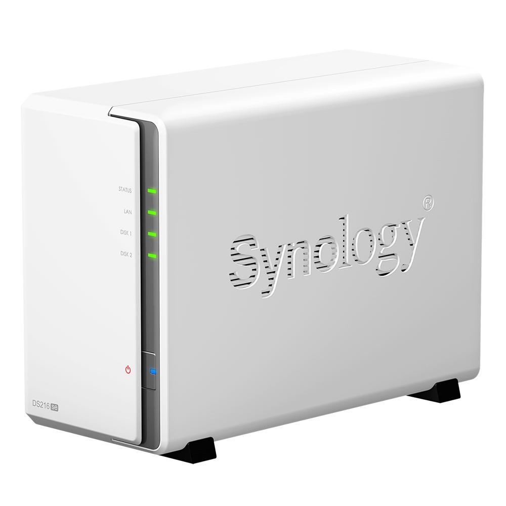 Synology Diskstation DS216SE NAS Server Πληρωμή έως 12 δόσεις