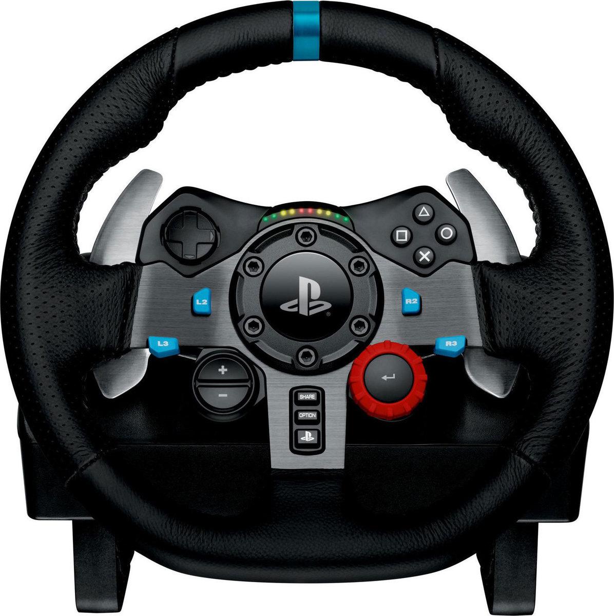 Logitech G29 Driving Force PC/PS3/PS4 941-000112 Πληρωμή έως 24 δόσεις*