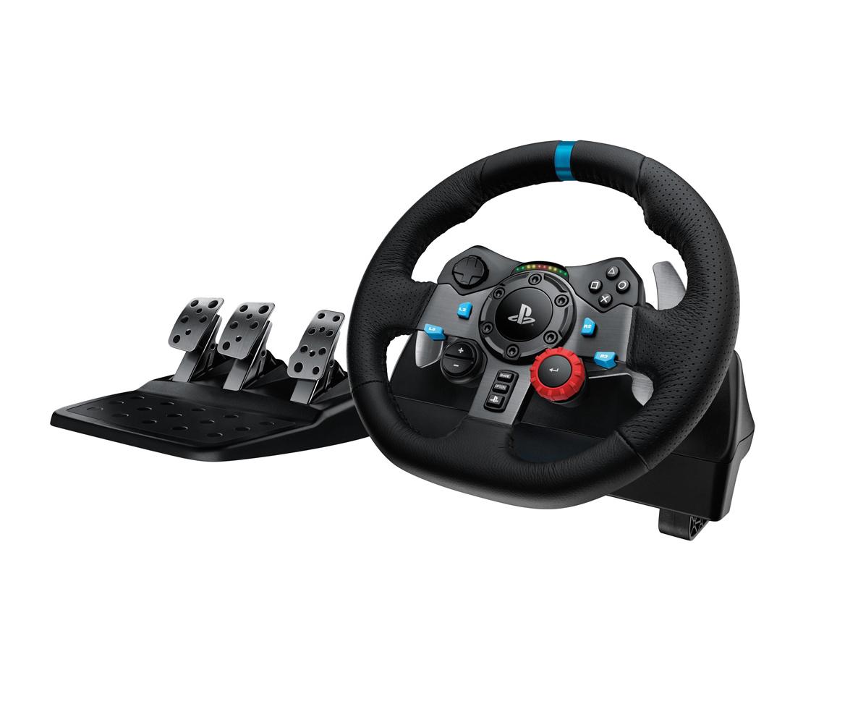 Logitech G29 Driving Force PC/PS3/PS4 Πληρωμή έως 12 δόσεις
