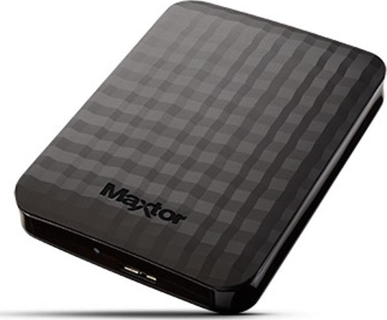 Maxtor M3 Portable 2TB Εξωτερικός Σκληρός Δίσκος USB 3.0
