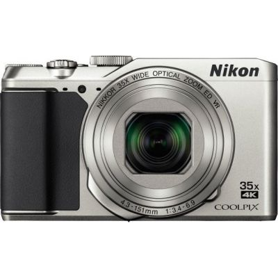 Nikon Coolpix A900 Silver  Πληρωμή έως 12 δόσεις