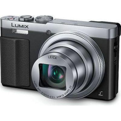 Panasonic Lumix DMC-TZ70 Silver Πληρωμή έως 12 δόσεις