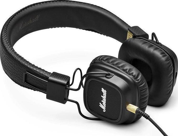 Marshall Major II Headphones Black