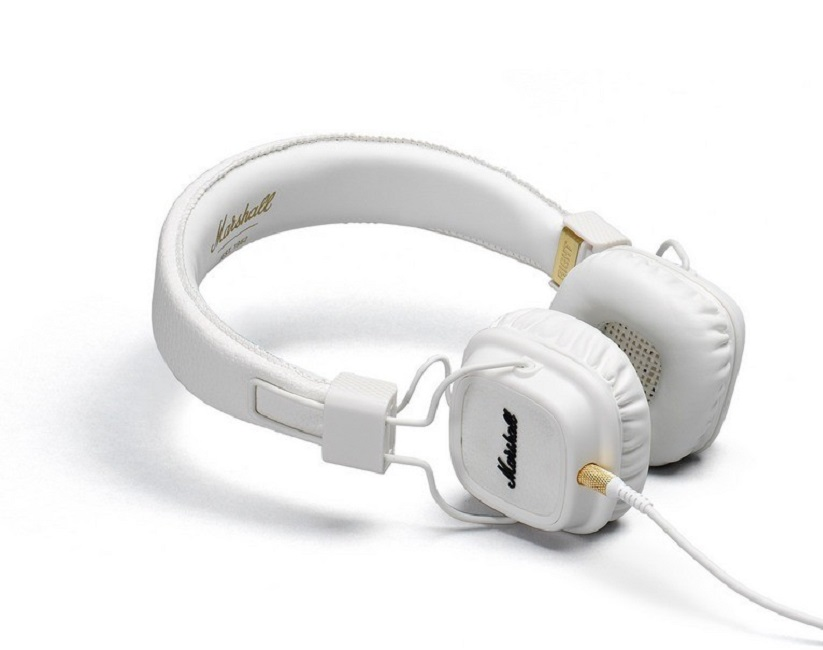 Marshall Major II Headphones White