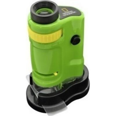 National Geographic Compact Hand Microscope