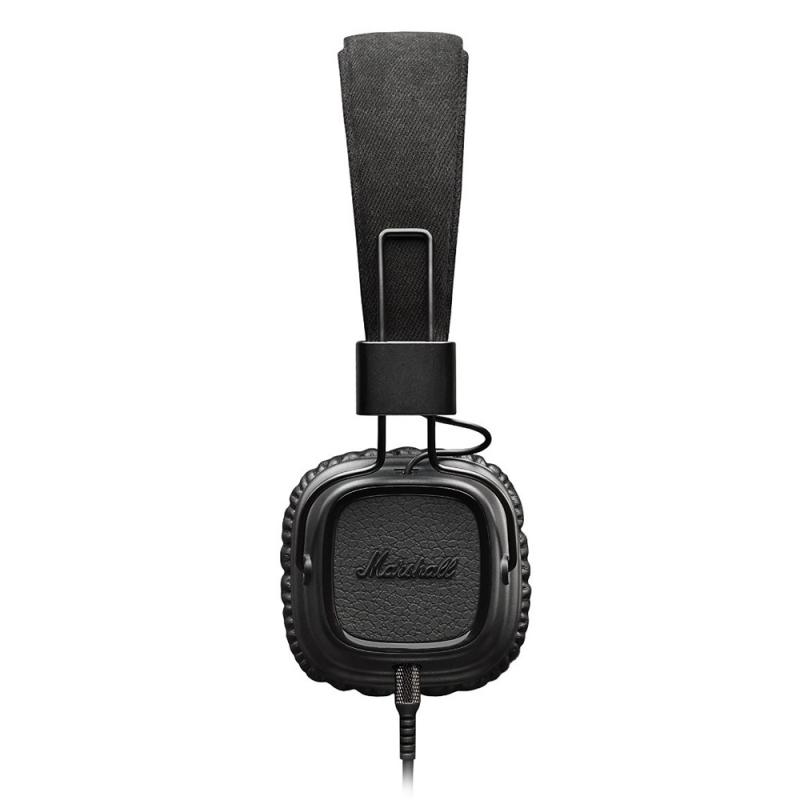 Marshall Major II Headphones Pitch Black