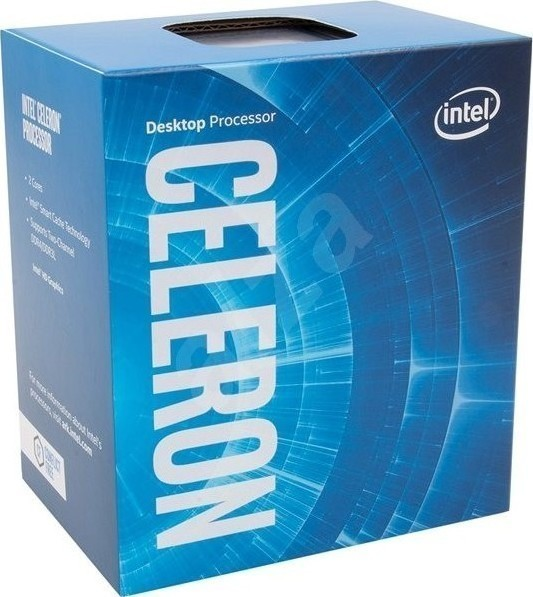 Intel Celeron Dual Core G3930 Box Επεξεργαστής Πληρωμή έως 12 δόσεις