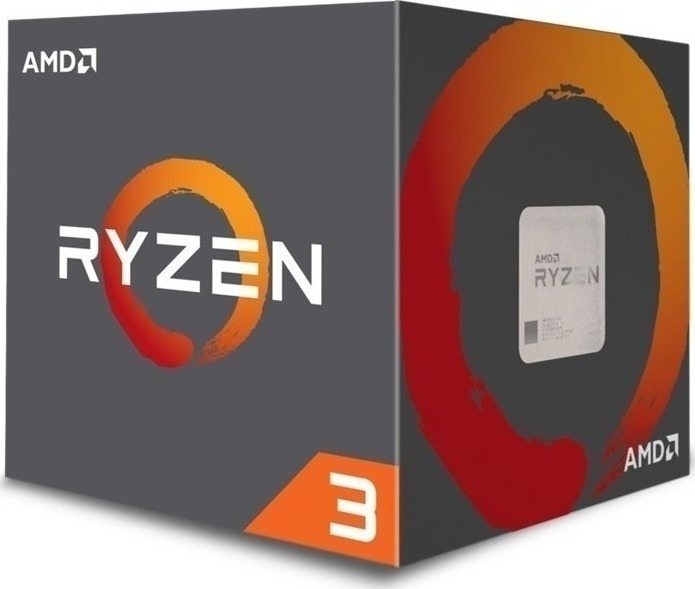 AMD Ryzen 3 1200 Box Επεξεργαστής Πληρωμή έως 12 δόσεις