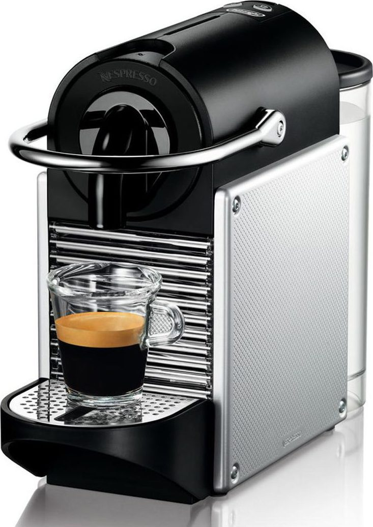 Delonghi Nespresso Pixie EN125.S Καφετιέρα Esspresso Πληρωμή έως 12 δόσεις