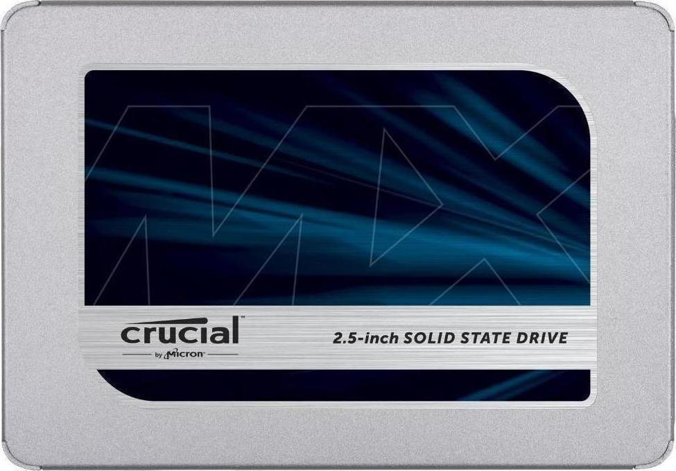 Crucial MX500 250GB Σκληρός Δίσκος SSD Sata 3
