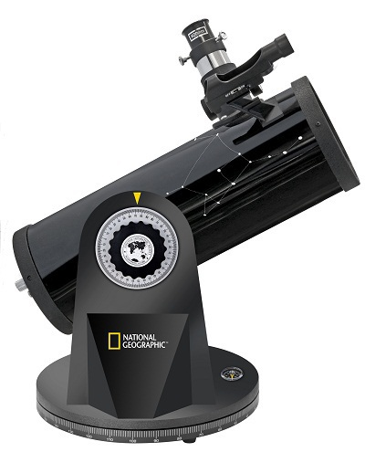 National Geographic Telescope Compact 114/500 Τηλεσκόπιο Πληρωμή έως 24 δόσεις