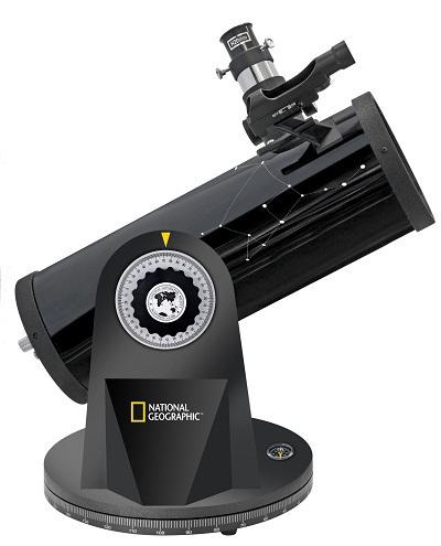 National Geographic Telescope Compact 114/500 Τηλεσκόπιο Πληρωμή έως 12 δόσεις