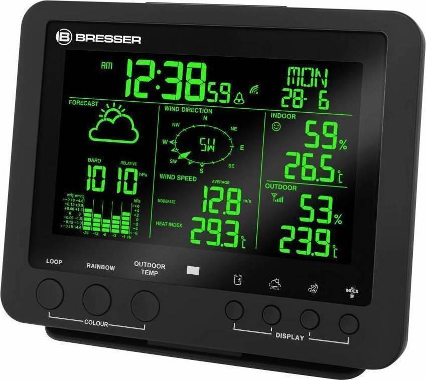 Bresser Weather Center 5-in-1 Colour Πληρωμή έως 24 δόσεις