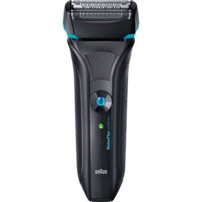Braun Waterflex WF2S Wet & Dry Black 095163 Ξυριστική Μηχανή